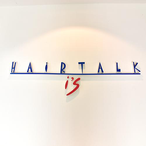 HAiR TALK i's
